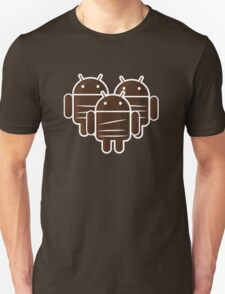 Sankara Droids (No Text) Unisex T-Shirt