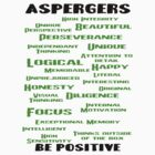 Aspergers - Be Positive by hardhhhat