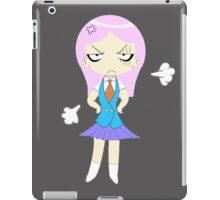 Cute Angry Chibi iPad Case/Skin