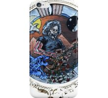 "Grateful Dead Jerry Garcia ""Mountains of the Moon""  iPhone Case/Skin"