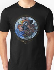 """Grateful Dead Jerry Garcia """"Mountains of the Moon""""  T-Shirt"""