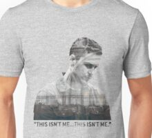 Paul Woodrugh - True Detective 2 Unisex T-Shirt