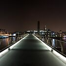 Thames Panorama by Peter Tachauer
