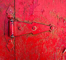 Red Hinge - Mountain Home, Arkansas by Tyler Wainright