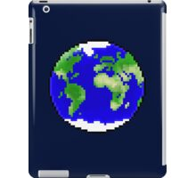 Pixel Planet iPad Case/Skin