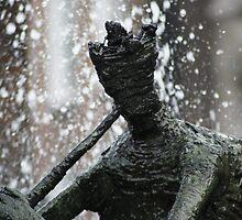 Trumpets of Water by Matt Scott