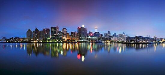 Sydney back end by donnnnnny
