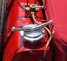 Petrol Cap MG by Tom McDonnell
