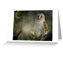 The Owl looked at Brian kindly... Greeting Card