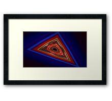 Portal 03 Framed Print