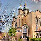 Ossington Church by Gary Cummins