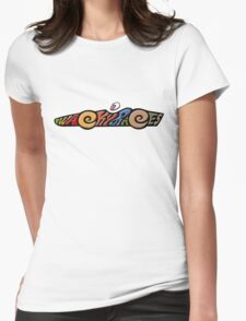 Wacky Races Womens Fitted T-Shirt