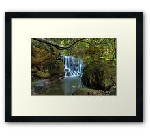 Leura Magic Framed Print