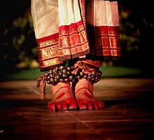 the Feet by adarsh