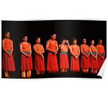 the Dancers Poster