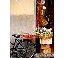 Italian Storefront Photographic Print