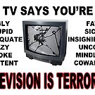 TV Terror by ☼Laughing Bones☾