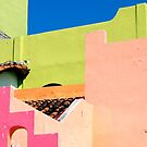 Colorful Building by Rae Tucker