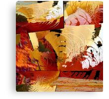 """Redeeming Features"" Canvas Print"