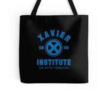 Xavier Institute (Blue) Tote Bag