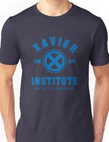 Xavier Institute (Blue) Unisex T-Shirt
