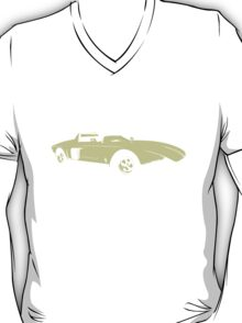 1962 Ford Mustang Roadster Concept Car T-Shirt