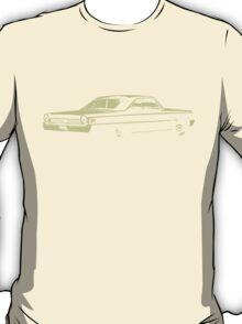 1966 ford galaxie T-Shirt