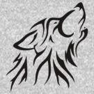 Wolf by nickbiancardi