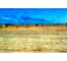 Horizon Photographic Print