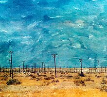 Poles by Mary Ann Reilly
