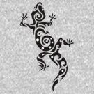 Gecko by nickbiancardi