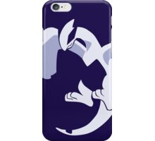Minimalist Lugia iPhone Case/Skin