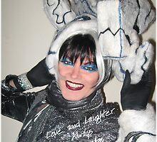 Wearable Art Show Piece 2010 by mailarta
