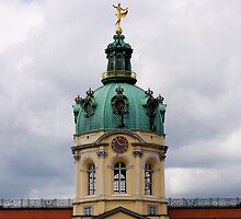 Baroque Styled Charlottenburg Palace by Rae Tucker