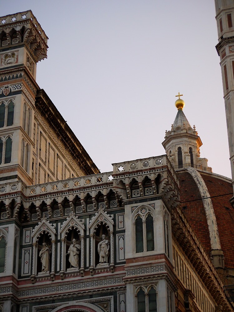 Florence Duomo by Rae Tucker