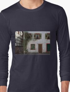 Facade Long Sleeve T-Shirt