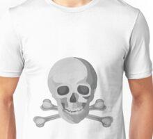 Skulduggery Grey Unisex T-Shirt