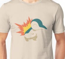 Minimalist Cyndaquil Unisex T-Shirt