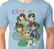 Super Crayon Pop Unisex T-Shirt