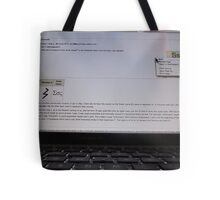 S@wikipedia Tote Bag