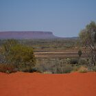Mount Conner, Central Australia by DashTravels
