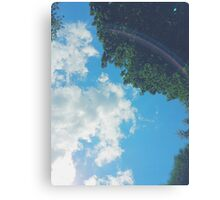 Perfect Sky Canvas Print