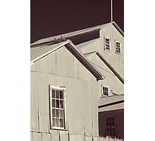 """Waiting for you"" Bodie CA Photographic Print"