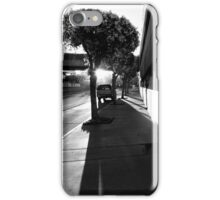 City And Shadow iPhone Case/Skin