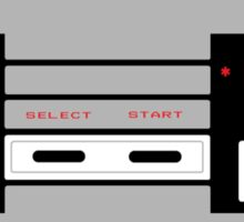 Kdub Controller Sticker