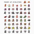Power Up Evolution by lynchboy