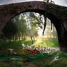 Over The Bridge by Igor Zenin