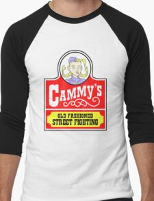 Cammy's Old Fashioned Street Fighting Men's Baseball ¾ T-Shirt