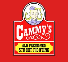 Cammy's Old Fashioned Street Fighting T-Shirt