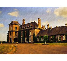 Eastwood Park, Gloucestershire, UK Photographic Print
